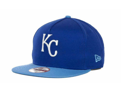 Kansas City Royals MLB Frame It Snapback 9FIFTY Cap Hats