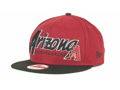 Arizona Diamondbacks MLB Pull It Back 9FIFTY Strapback Cap Hats
