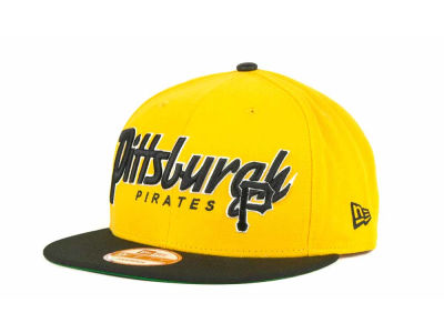 Pittsburgh Pirates MLB Pull It Back 9FIFTY Strapback Cap Hats