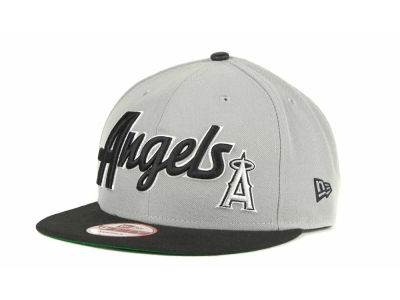 Los Angeles Angels of Anaheim MLB Pull It Back 9FIFTY Strapback Cap Hats