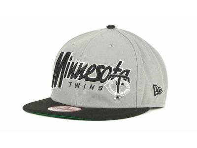 Minnesota Twins MLB Pull It Back 9FIFTY Strapback Cap Hats