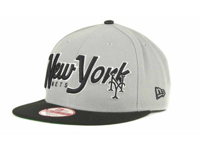 New York Mets MLB Pull It Back 9FIFTY Strapback Cap Hats