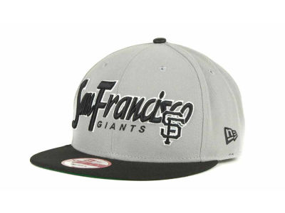 San Francisco Giants MLB Pull It Back 9FIFTY Strapback Cap Hats