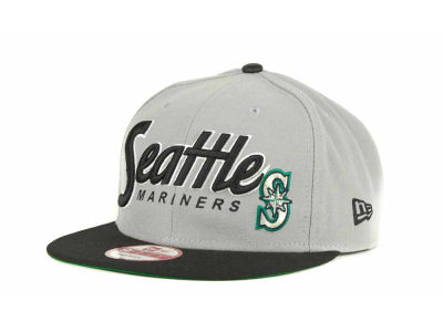 Seattle Mariners MLB Pull It Back 9FIFTY Strapback Cap Hats