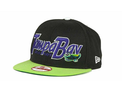 Tampa Bay Rays MLB Pull It Back 9FIFTY Strapback Cap Hats