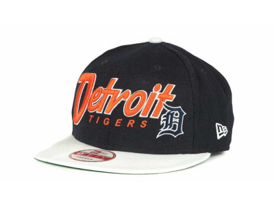 Detroit Tigers MLB Pull It Back 9FIFTY Strapback Cap Hats