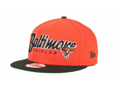 Baltimore Orioles MLB Pull It Back 9FIFTY Strapback Cap Hats