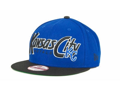 Kansas City Royals MLB Pull It Back 9FIFTY Strapback Cap Hats