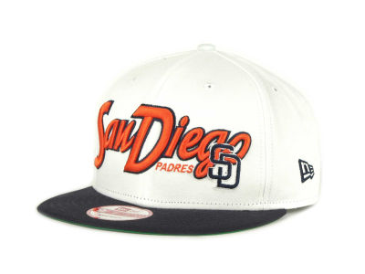 San Diego Padres MLB Pull It Back 9FIFTY Strapback Cap Hats