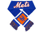 New York Mets Forever Collectibles 2012 Acrylic Team Stripe Scarf Apparel & Accessories