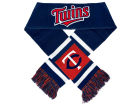 Minnesota Twins Forever Collectibles Acrylic Team Stripe Scarf Belts, Gloves & Accessories