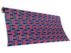 Boston Red Sox Gift Wrap Holiday