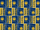 Indiana Pacers Gift Wrap Holiday