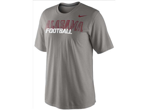 Alabama Crimson Tide Nike NCAA DF Legend Conference T-Shirt