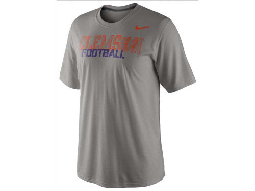 Clemson Tigers Nike NCAA DF Legend Conference T-Shirt
