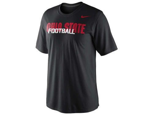 Ohio State Buckeyes Nike NCAA DF Legend Conference T-Shirt