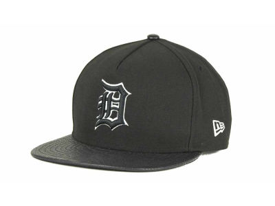 Detroit Tigers MLB Snake A-Thru Strapback 9FIFTY Cap Hats