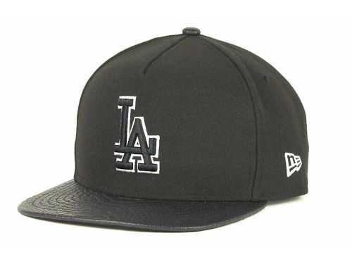 Los Angeles Dodgers New Era MLB Snake A-Thru Strapback 9FIFTY Cap Hats