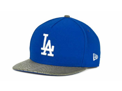 Los Angeles Dodgers MLB Snake A-Thru Strapback 9FIFTY Cap Hats