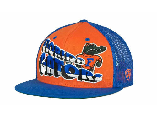 Florida Gators Top of the World NCAA Quagmire MB Snapback Cap Hats