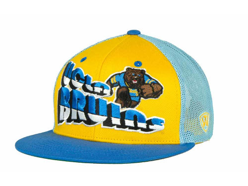 UCLA Bruins Top of the World NCAA Quagmire MB Snapback Cap Hats