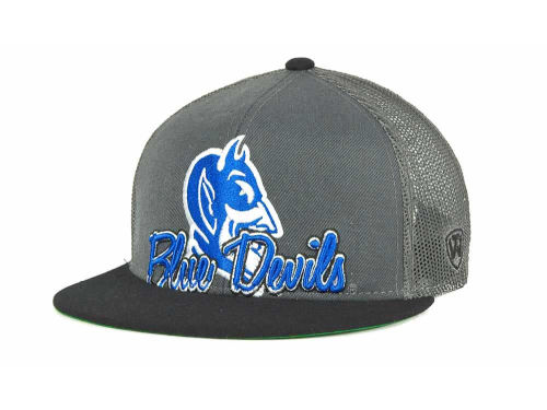 Duke Blue Devils Top of the World NCAA Undergrad Mesh Back Snapback Cap Hats