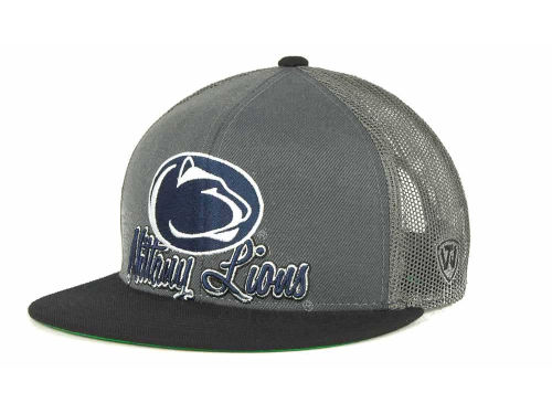 Penn State Nittany Lions Top of the World NCAA Undergrad Mesh Back Snapback Cap Hats