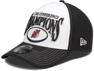New Jersey Devils 2012 NHL Conference Champs 39THIRTY Hats