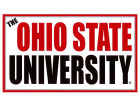 Ohio State Buckeyes Moveable Decal 6x12 Bumper Stickers & Decals