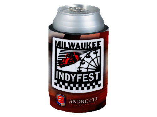 Milwaukee IndyFest Wincraft Milwaukee IndyFest Can Coozie