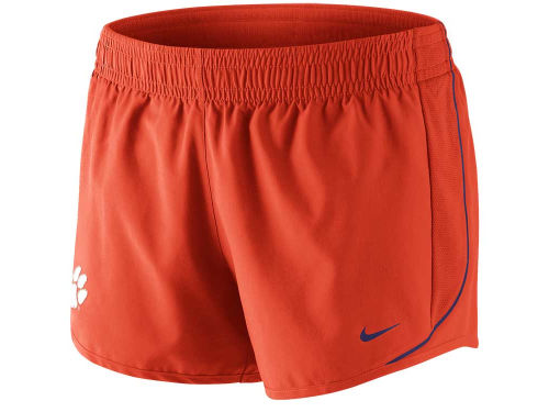 Clemson Tigers Nike NCAA Womens 10K Short