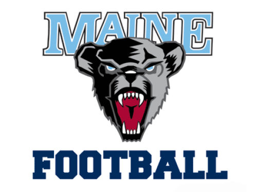 Maine Black Bears Wincraft 3x4 Ultra Decal