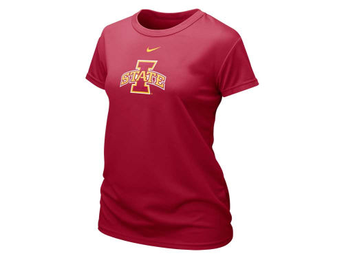 Iowa State Cyclones Nike NCAA Womens Dri Fit T-Shirt