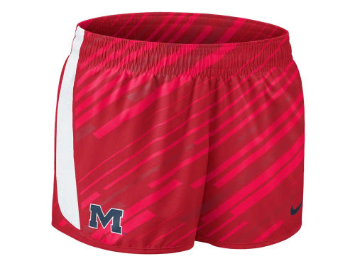 Mississippi Rebels Nike NCAA Womens FA12 Tempo Short