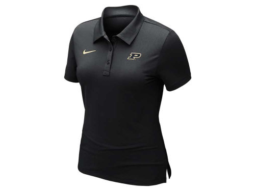Purdue Boilermakers Nike NCAA Womens Power Sphere Polo