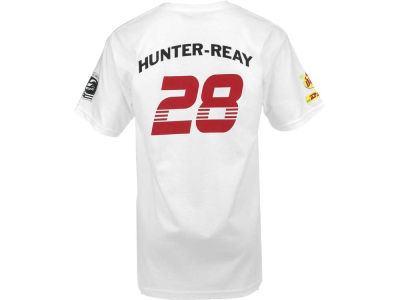 Ryan Hunter-Reay Racing Mens Player Name and Number Driver T-Shirt
