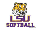 LSU Tigers Wincraft 3x4 Ultra Decal Auto Accessories