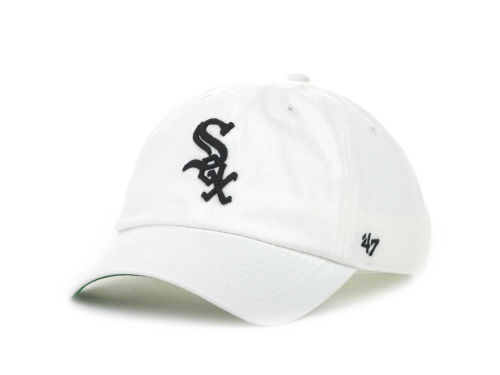 Chicago White Sox '47 Brand MLB Pull Thru Clean Up Cap Hats