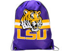 LSU Tigers Forever Collectibles Team Stripe Drawstring Bag Luggage, Backpacks & Bags