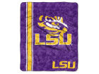 LSU Tigers The Northwest Company 50x60in Sherpa Throw Bed & Bath