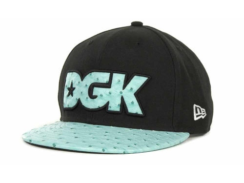 DGK Wildlife Ostrich Strapback 9FIFTY Cap Hats