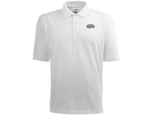 San Antonio Spurs Antigua NBA Pique Xtra-Lite Polo
