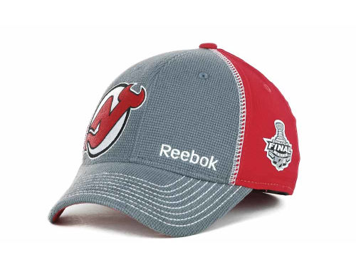 New Jersey Devils Reebok 2012 NHL Draft With Stanley Cup Patch Cap Hats
