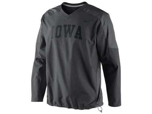 Iowa Hawkeyes Nike NCAA Pullover Wind Jacket