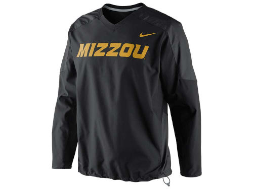 Missouri Tigers Nike NCAA Pullover Wind Jacket