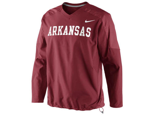 Arkansas Razorbacks Nike NCAA Pullover Wind Jacket