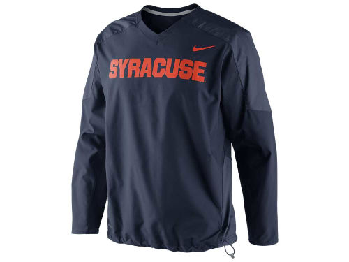 Syracuse Orange Nike NCAA Pullover Wind Jacket