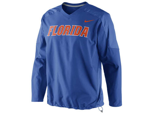 Florida Gators Nike NCAA Pullover Wind Jacket