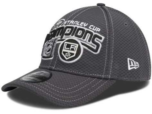 Los Angeles Kings New Era 2012 NHL LR Stanley Cup Champs 39THIRTY Hats