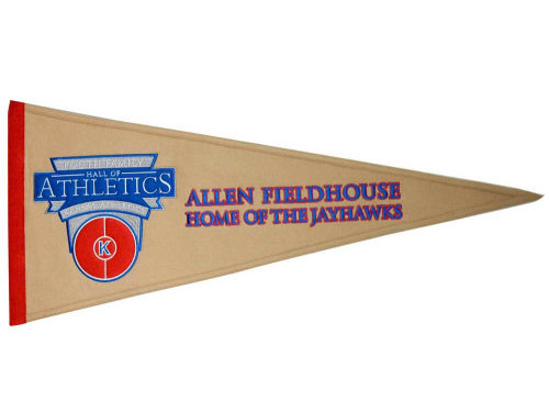 Kansas Jayhawks Traditions Pennant